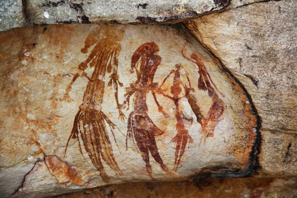 Nyero Rock painting - rock paintings of nyero, uganda sites