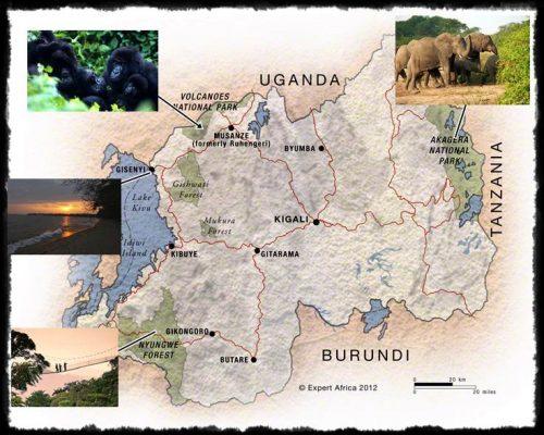 Rwanda parks